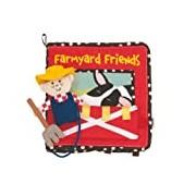 Manhattan Toy Livre Farmyard Friends