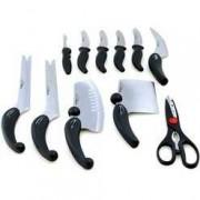 Cuchillos Miracle Blade Set de 11 piezas