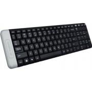 Tastatura Logitech Wireless K230 USB2.0 Black