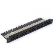 Accesoriu pentru rack: Fusion Patch panel voce 48 porturi