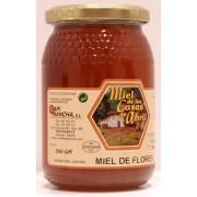 Miel de Flores 500 gr Api Mancha (L)