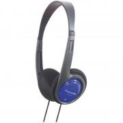 Casti RP-HT010E-A, Jack 3.5 mm, Albastru