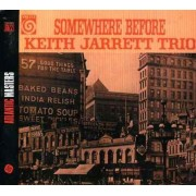 Keith Jarrett Trio - Somewhere Before (CD)
