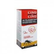 Cinq sur Cinq - Recharge Anti-Moustiques - Plaquettes - 30 plaquettes