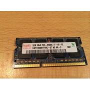 MEMOIRE PC PORTABLE DD3 / 2GB 1Rx8 PC3 - 8500S - 7 - 10 - F2 / HMT125S6TFR8C-G7 N0 AA