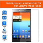 TEMPERED GLASS SCREEN PROTECTOR FOR LENOVO TAB S8 S8-50 9H HARD 2.5D 0.3MM