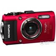 Aparat foto Olympus Tough TG-4, roşu