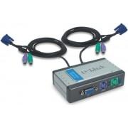 Switch KVM D-Link DKVM-2K