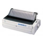 Imprimanta matriciala Epson FX-2180 CLGY018198, carcasa si tava rupta