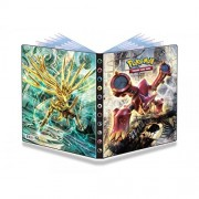 Pokemon XY Series 11 9-Pocket Full-View Portfolio Volcanion & Xerneas Steam Siege