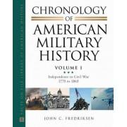 Chronology of American Military History by John C Fredriksen
