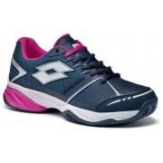 Lotto Viper Ultra női teniszcipő kék/pink S1482