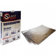 Insonorizare auto Silent Coat Volume pack 20 buc 390mm*250mm SC-M2-2.0