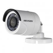 Camera Turbo HD Hikvision DS-2CE16C0T-IR 720p, IR 20m + Discount la kit (Hikvision)