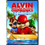 ALVIN AND THE CHIPMUNKS 3 CHIP-WRECKED DVD 2011