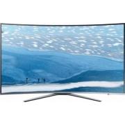 Televizor LED 198 cm Samsung 78KU6500 4K UHD Smart Tv Ecran curbat