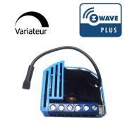 Module Variateur Z-Wave Plus encastrable - QUBINO