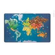 Harta Pliabila - Animale Din Toata Lumea