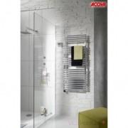 ACOVA Sèche-serviette Soufflant ACOVA - CALA + AIR chromé électrique 1500W (500W+1000W) TLNO050-050IFS
