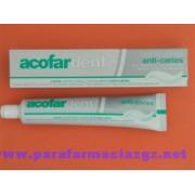 ACOFARDENT DENTIFRICO ANTICARIES 75 ML 323284