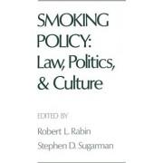 Smoking Policy by A Calder MacKay Professor of Law Robert L Rabin