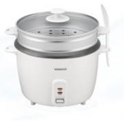 Kenwood RC240 Rice Cooker, Food Steamer, Travel Cooker(0.6 L, White)