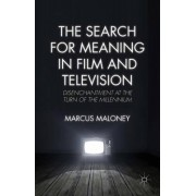 The Search for Meaning in Film and Television by Marcus Maloney