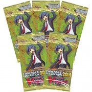 Cardfight Vanguard Cards Fighters Collection 2014 Booster Packs (5 Pack Lot) (English)