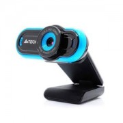 Kамера с микрофон A4tech PK-920H-1, HD 1080p Full-HD WebCam, black+blue - A4-CAM-PK-920H-1