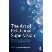 The Art of Relational Supervision by Helena Hargaden
