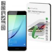 Conjunto de Protecção 4smarts 360 para Huawei Nova - Transparente