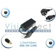 Adaptateur Alimentation Chargeur pour Portable ASUS L84K Visiodirect