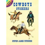 Cowboy Stickers by Steven James Petruccio