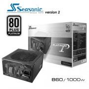 Seasonic 860W Platinum Series 80Plus Platinum PSU (Version 2)