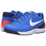 Nike Zoom Cage 2 Laser OrangeBlackWhiteGamma BlueBlackWhite