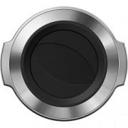 Olympus capac obiectiv LC-37C Auto Lens Cap pentru mirrorless argintiu