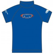 The Wetsuit Factory Short Sleeve Rash Vest