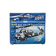 "Revell GmbH 64943 ""Bell AH-1W SuperCobra"" Model Set"