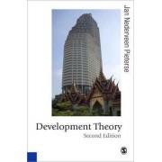 Development Theory by Jan Nederveen Pieterse