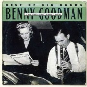 Benny Goodman - Benny Goodman Featuring Peggy Lee (0886978434821) (1 CD)