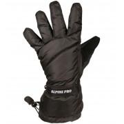 ALPINE PRO Saito Pánské rukavice 45017990A černá XL