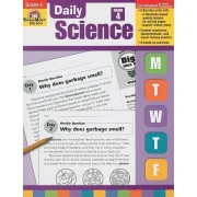 Daily Science, Grade 4 by Evan-Moor Educational Publishers