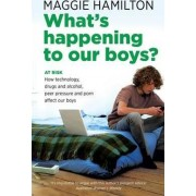 What's Happening to Our Boys? by Maggie Hamilton