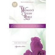 Woman's Study Bible-KJV-Signature by Nelson Bibles