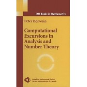 Computational Excursions in Analysis and Number Theory by Peter Borwein