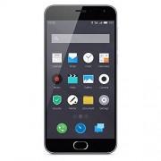 "Meizu M2 Mini Smartphone de 5"" (4G, WiFi, Bluetooth, dual SIM, Quad Core 1.3 GHz, 2 GB de RAM, 16 GB, cámara 13 MP + 5 MP, Android 5.1), color gris"
