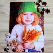 Fényképes puzzle - A4, álló, 120db
