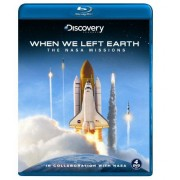 When We Left Earth - The NASA Missions (4-Disc Set) [Blu-ray]