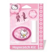 Smoby 027251 - Giochi all'aperto, Kit per il gioco della Campana di Hello Kitty, 129,5 x 102 x 132 cm