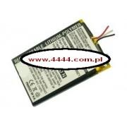 Bateria Creative Zen Wav 700mAh 2.6Wh Li-Polymer 3.7V